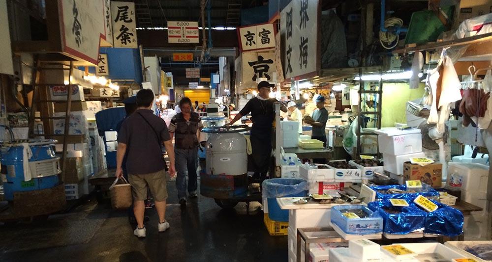 Public days william chyr for Williams fish market