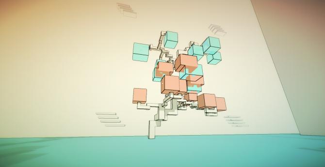 William Chyr | Transparent gradient shader