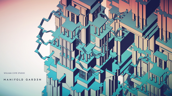 Manifold Garden - William Chyr
