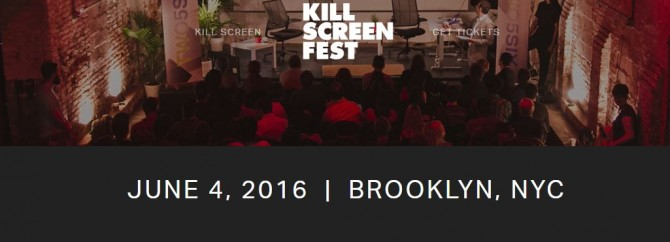 kill screen fest
